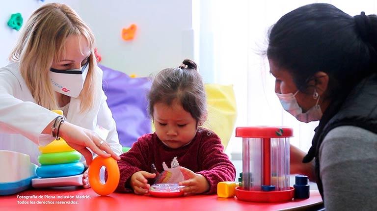 Programa de becas de atención temprana de Gmp