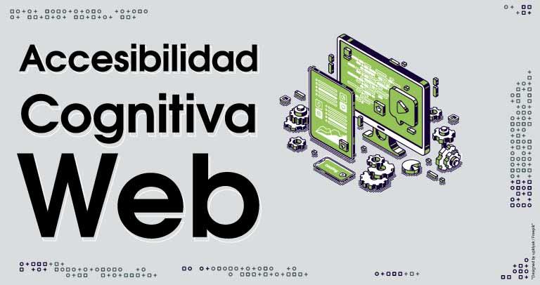 Jornada online sobre accesibilidad cognitiva web