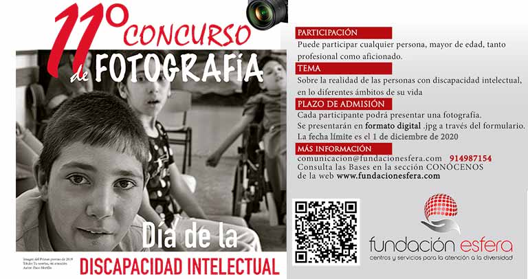 Concurso de fotografía de Fundación Esfera