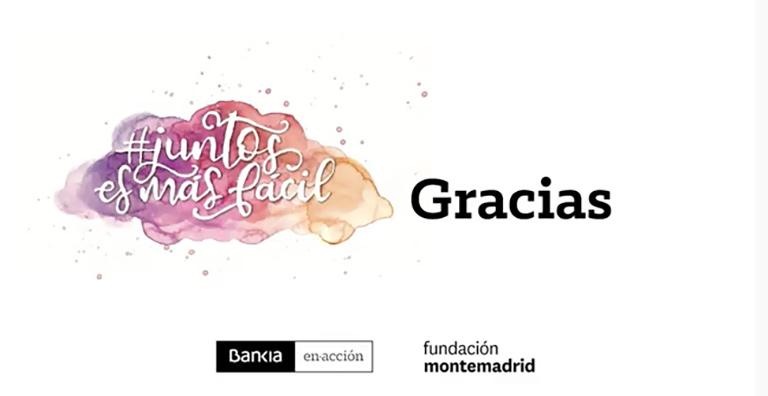 Fundación Montemadrid respalda 79 proyectos sociales