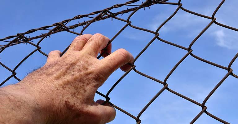 La exclusión de los reclusos con discapacidad