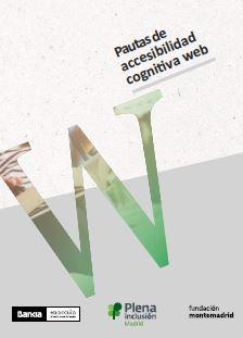 pAUTAS DE aCCESIBILIDAD COGNITIVA WEB