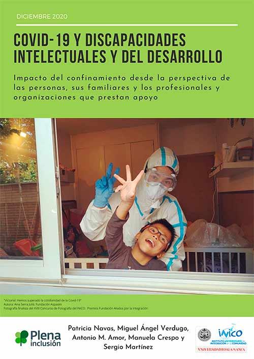 Informe sobre covid19 y discapacidad intelectual