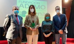 La voluntaria María Teresa Miranda, premio Plena Inclusión Madrid