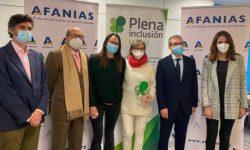 Asunción Guardo, premio Plena Inclusión Madrid a las familias