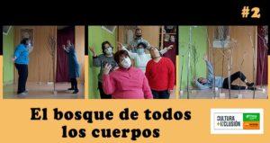 Proyecto de danza inclusiva de Lucía Marote