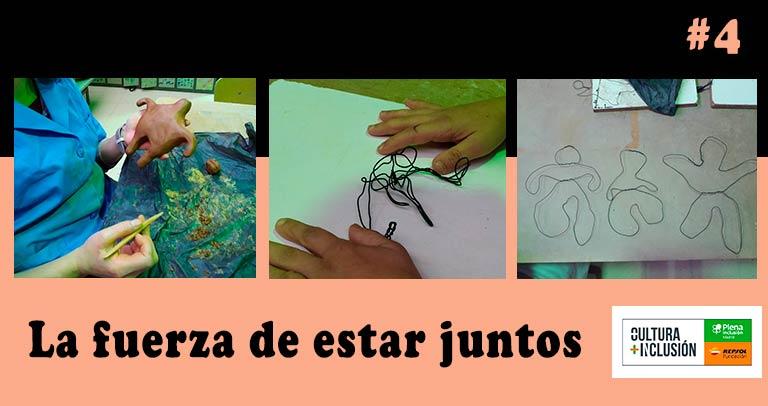 Proyecto de cerámica en Grupo Amás