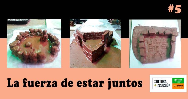 Proyecto de cerámica de Simone Immink en Grupo Amás