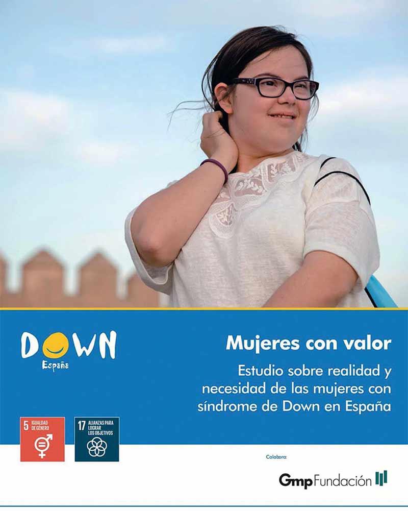 Estudio sobre las mujeres con síndrome de Down en España