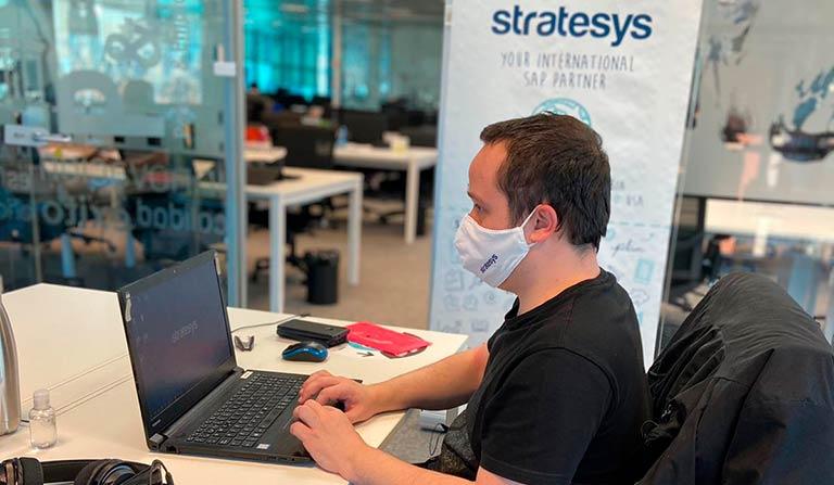 A la Par potencia el e-learning con Stratesys
