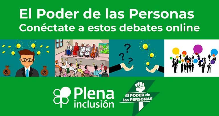 Debates previos al Encuentro del Poder de las Personas