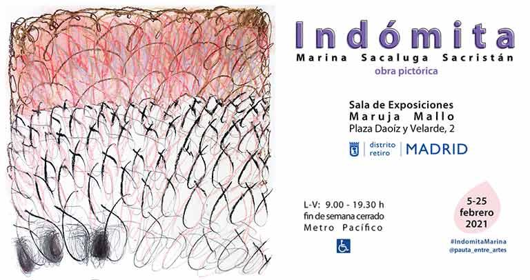 Exposición Indómita