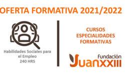 Formación en habilidades sociales
