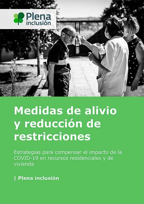 Medidas de alivio y reducción de restricciones
