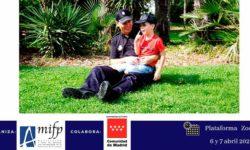 Cartel del foro sobre intervención policial y discapacidad