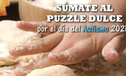 Imagen Puzzle dulce Autismo