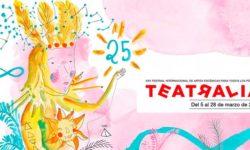 Cartel del festival Teatralia