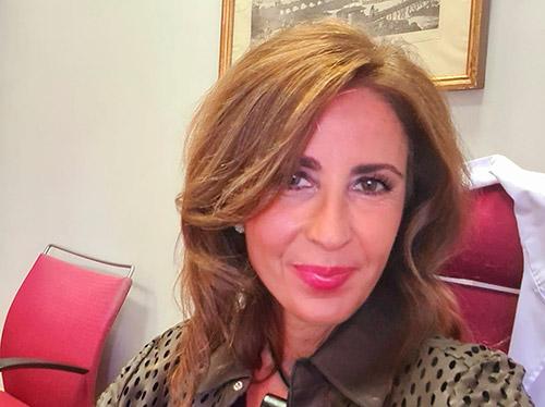 Eva García, directora del departamento de Enfermería de la UAM
