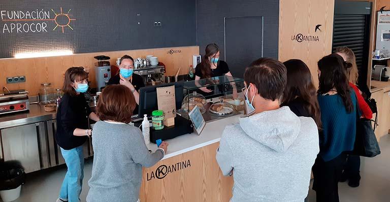 Imagen de la cafetería La Kantina