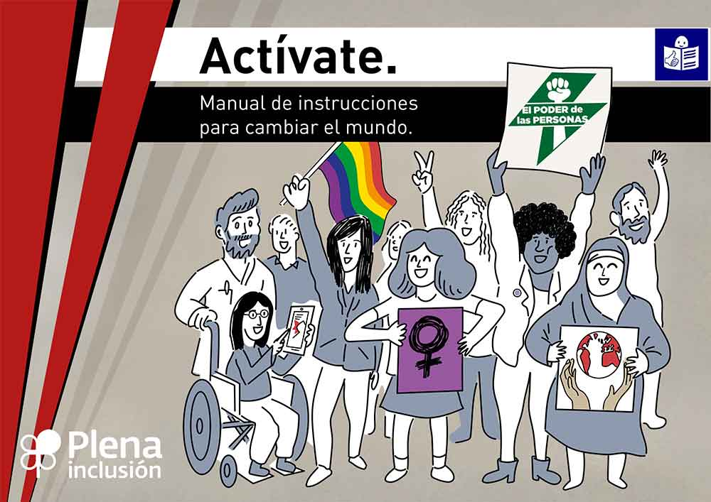 Actívate. Manual de instrucciones para cambiar el mundo