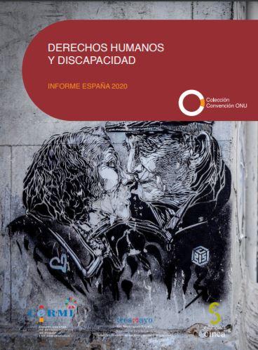 Derechos humanos y discapacidad. España 2020