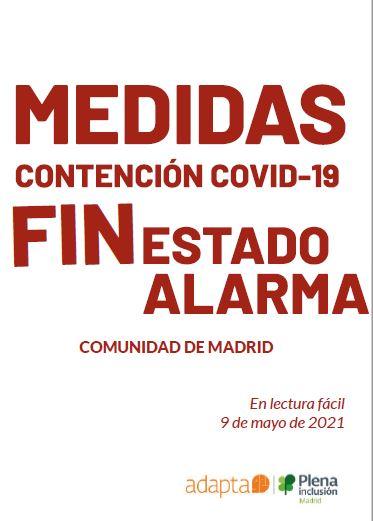 Medias para contener el coronavirus
