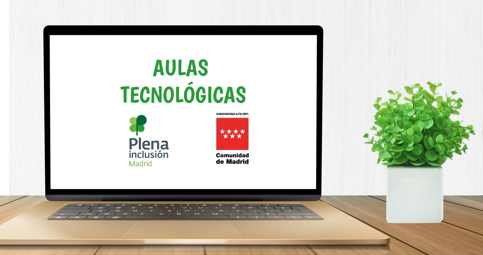 Imagen del proyecto Aulas tecnológicas