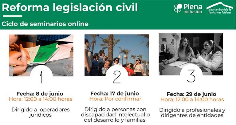 Seminario sobre la reforma del Código Civil