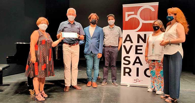 Asperger Madrid reconoce a la Escuela de Canto por la inclusión de persona con discapacidad intelectual