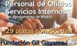 Preparación de oposiciones de la Fundación Gil Gayarre