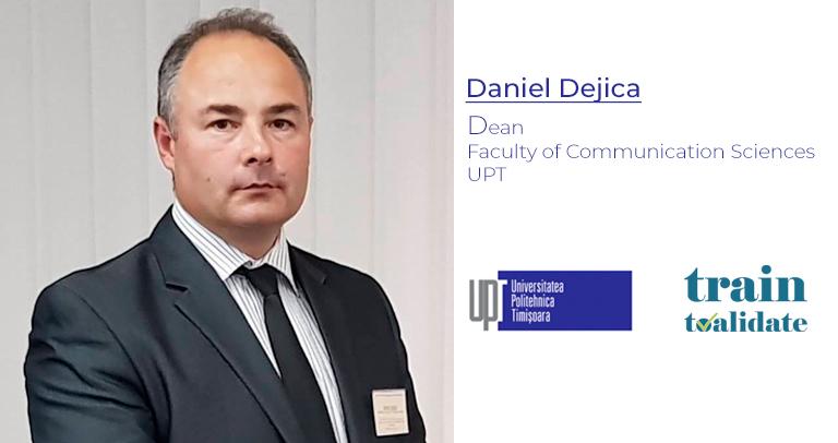 Daniel Dejica, UPT