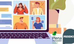 Formación en redes sociales y videollamada
