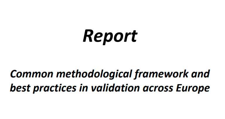 fragmento de la portada del informe