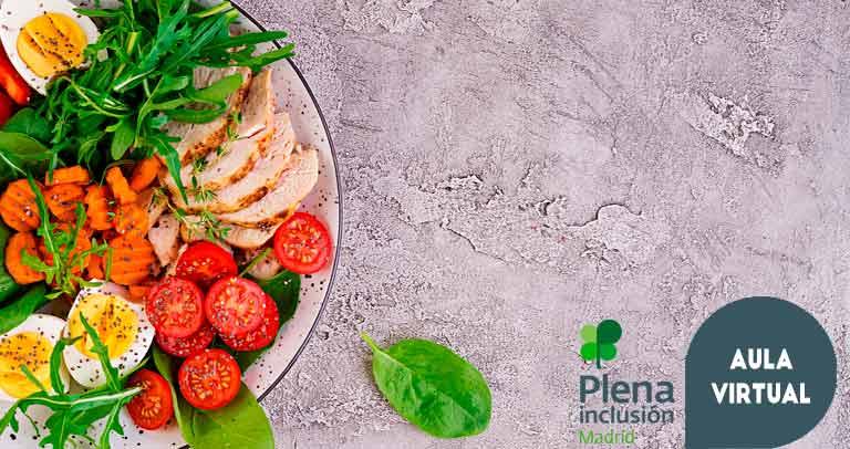 Menú semanal y compra saludable