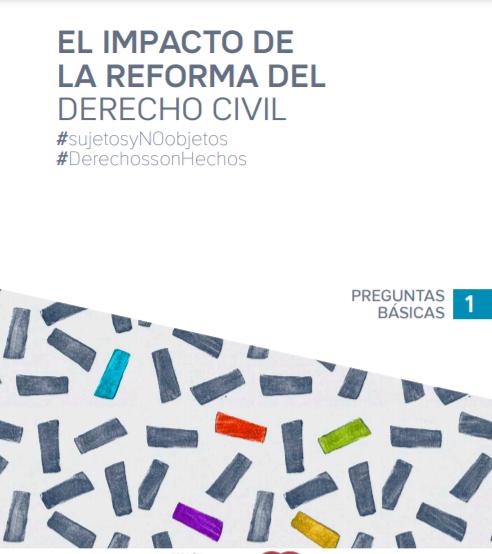 El impacto de la reforma del derecho civil