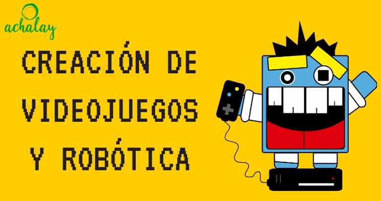Taller de robótica Achalay