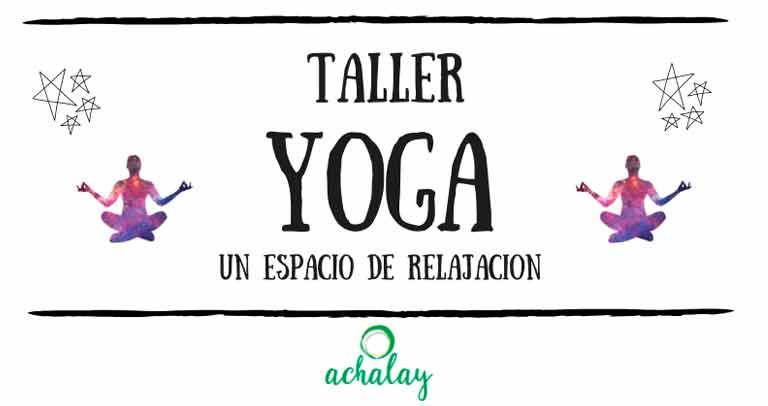 Taller de Yoga Achalay