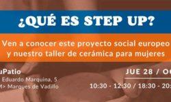 cartel evento Step Up