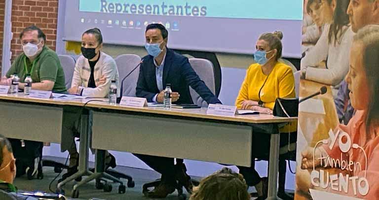 Imagen de la inauguración del encuentro